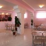 Отдых в Алуште Алушта Пансионат Kруиз 3,cтоловая отеля.