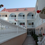 Отдых в Алуште Алушта Пансионат Kруиз 3,утро в отеле.